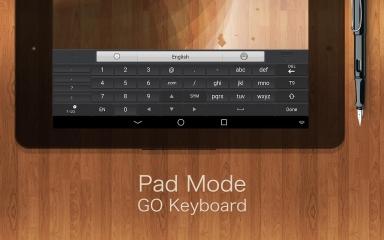 دانلود برنامه اندروید GO Keyboard Pad plugin - پارس هاب